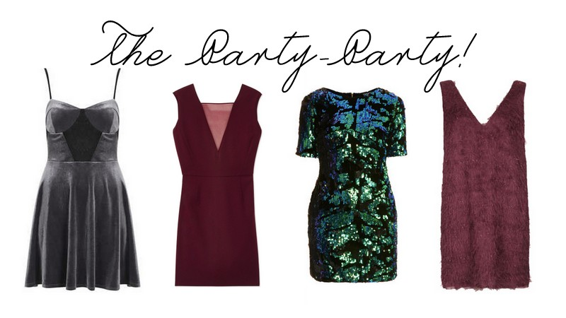 Festive Dresses for Every Holiday Soiree